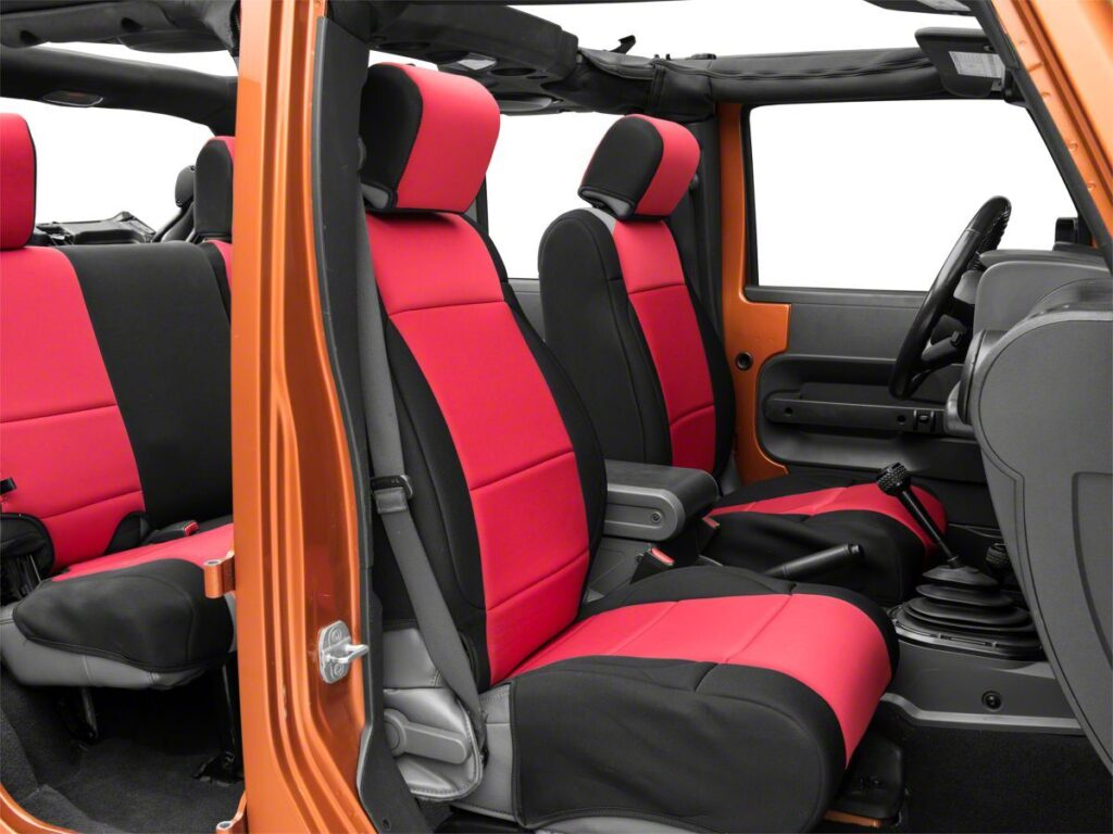 seat covers for jeep wrangler