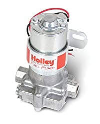 Holley 6145-2 Lower Housing Casting Designed Electric Fuel Pump