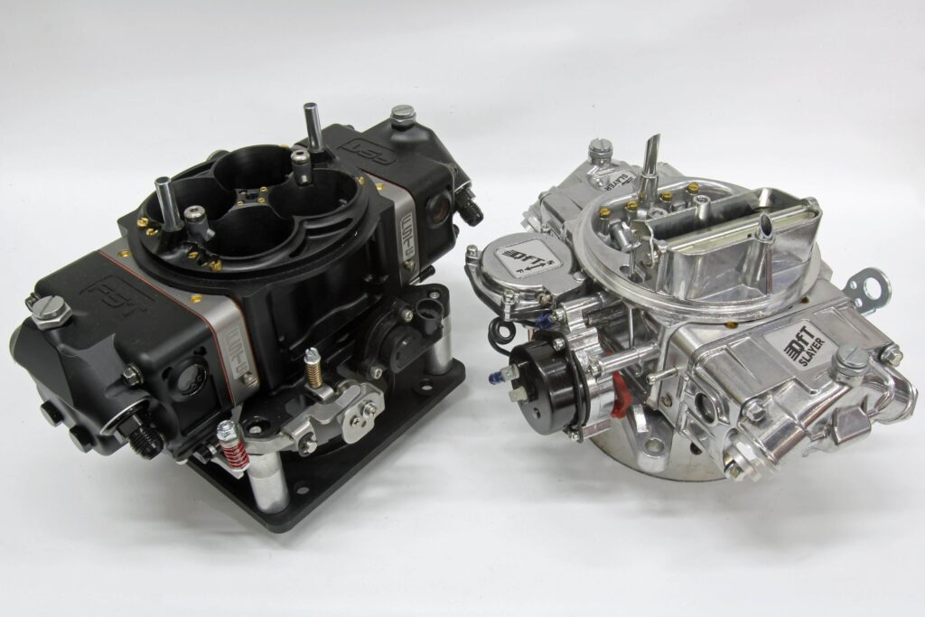 Two & Four Barrel Carburetor Best Carb for Chevy 350