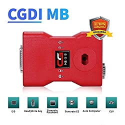 CG OBD2 High Quality Car Key Programmer with MB device Support