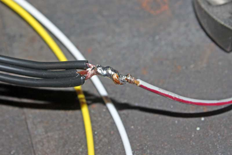 Proper Wire Connections
