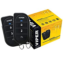 Viper 350 PLUS 3105V 1-Way Additional Options Include Car Alarm Keyless Entry